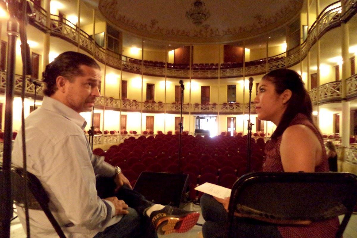 Chacho Gaytán muestra su lado más personal en Campeche