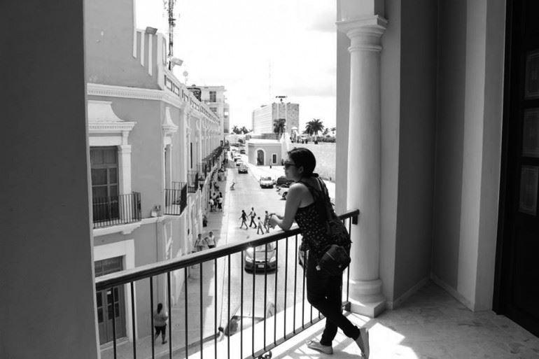 Foto_Lolina Rivas_Periodista_Campeche