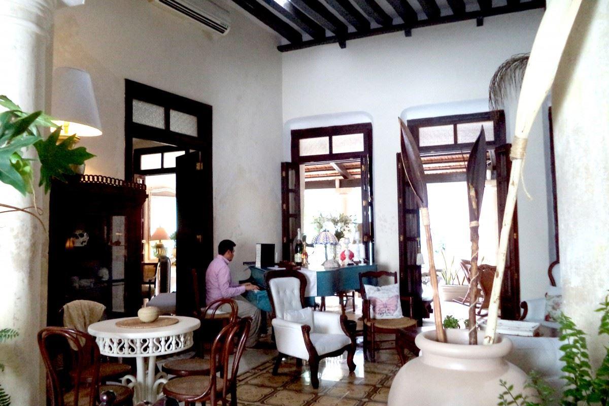 """Descubre """"La Casa de Los Murmullos"""" en Campeche y lo que es el """"buen vivir"""""""