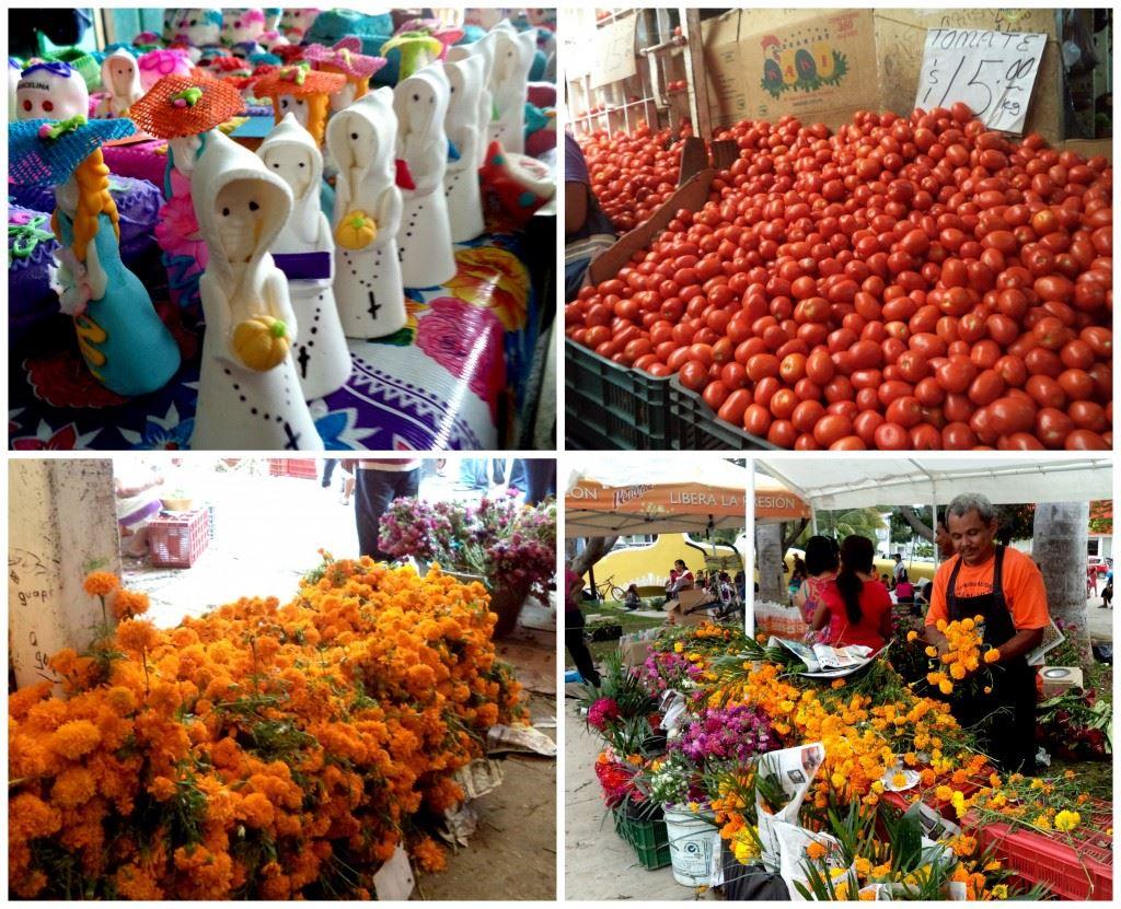 Foto Mercado Campeche