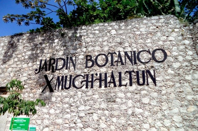 Campeche archivos lolina rivaslolina rivas for Jardin botanico xmuch haltun
