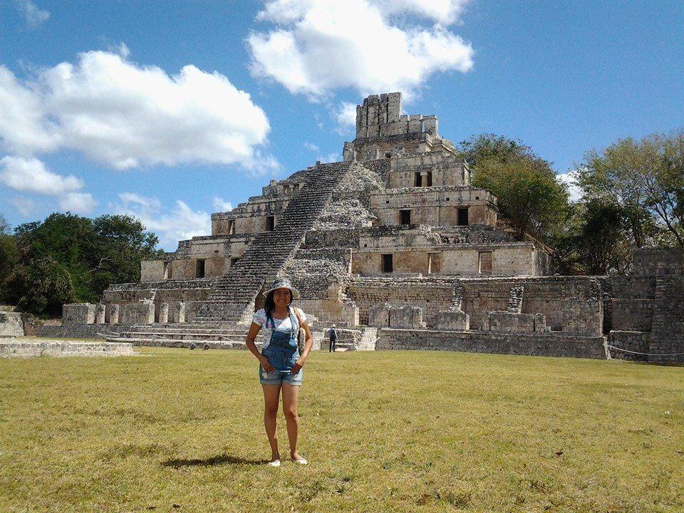 Foto-Lolina-Edzná-Campeche