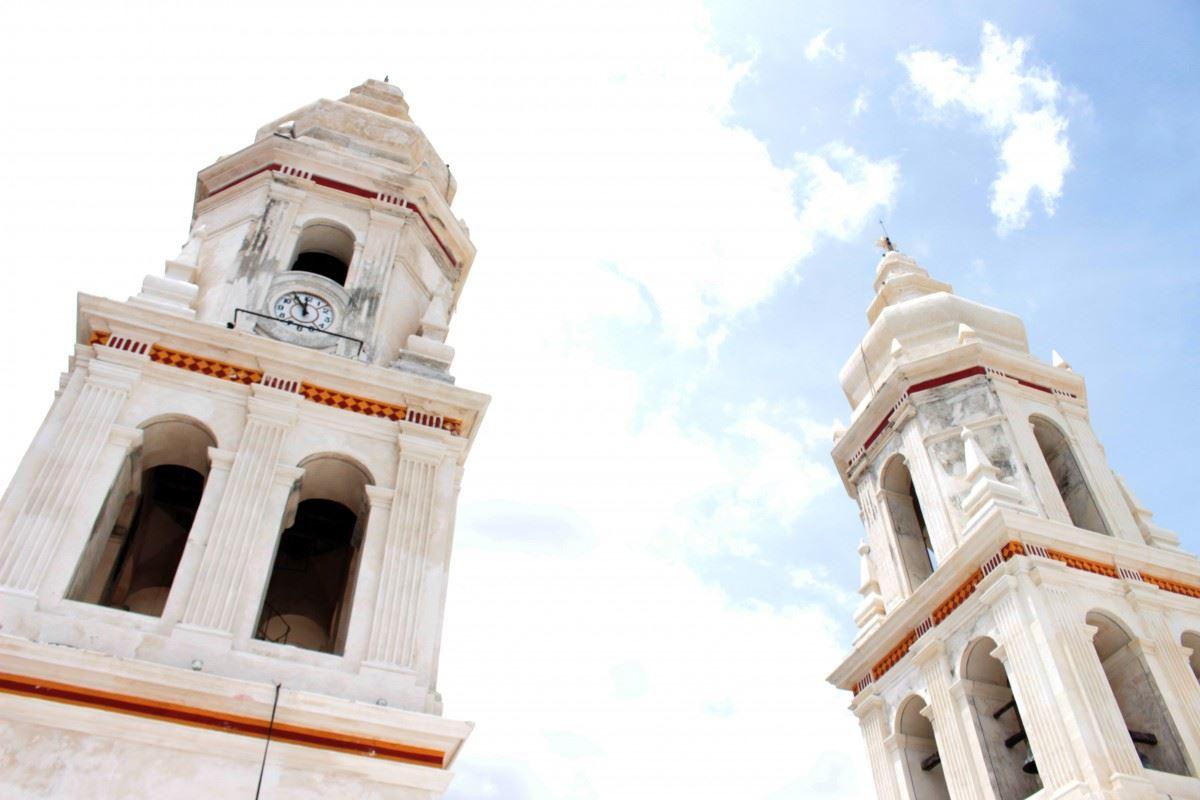 Descubre Campeche ¡desde las alturas en las Torres de Catedral!