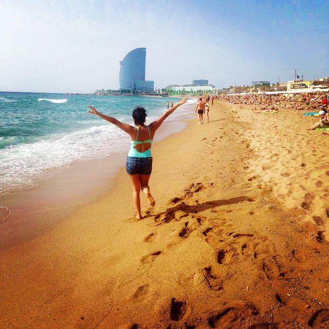 Lolina Rivas_Barcelona_Viajes