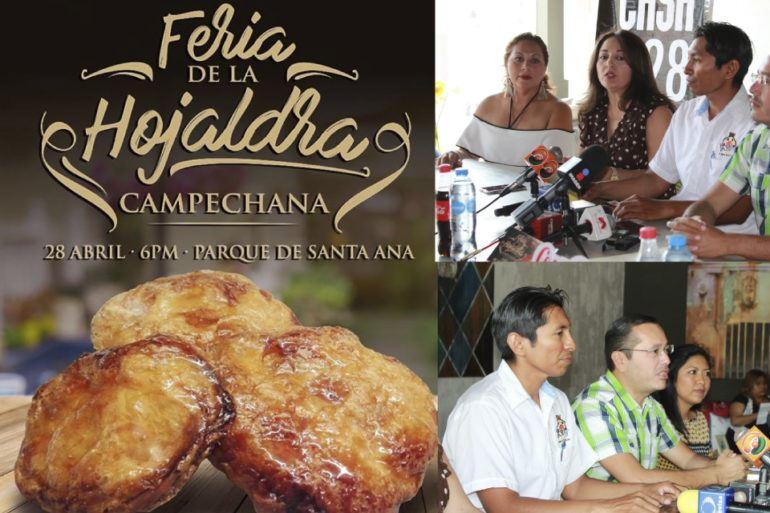 Foto-Feria de la hojaldra campechana-Campeche-Lolina Rivas