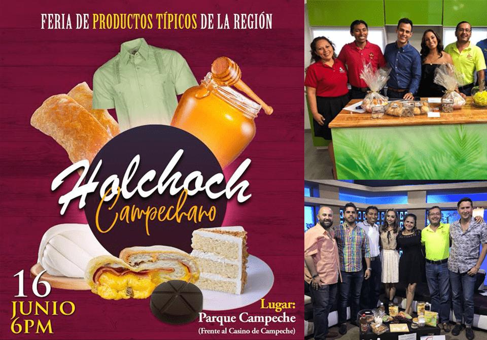 """Holchoch Campechano"": Emprendimiento con causa social"
