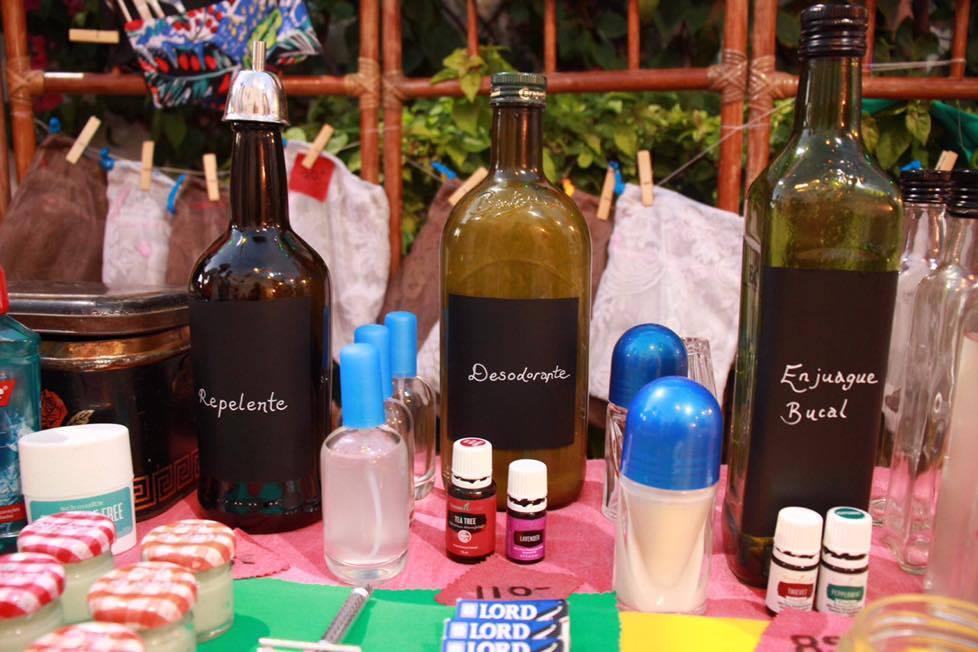Hazlo y llévalo Campeche: Deja atrás productos sintéticos & tóxicos