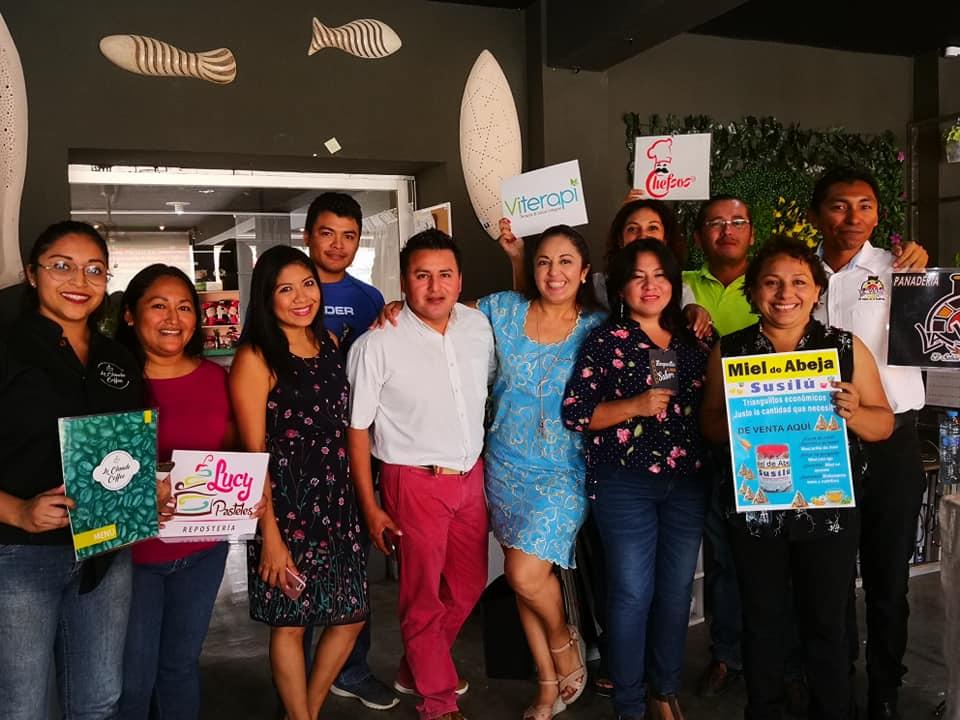 Foto-Empresarios-Campeche-Holchoch Campechano-Lolina Rivas