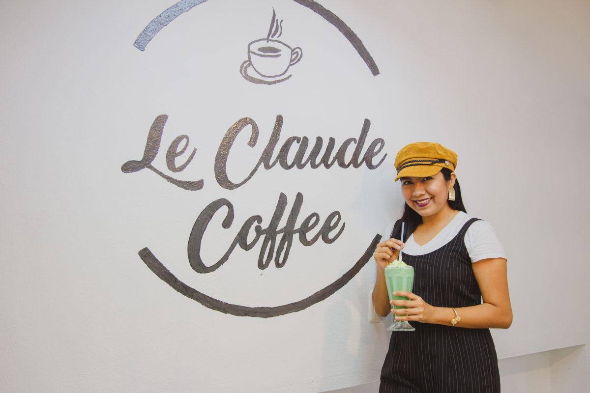 Café & ecología en un solo lugar: Le Claude Coffee