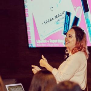 Foto-Srita. Confeti-Liza Durón-Lolina Rivas