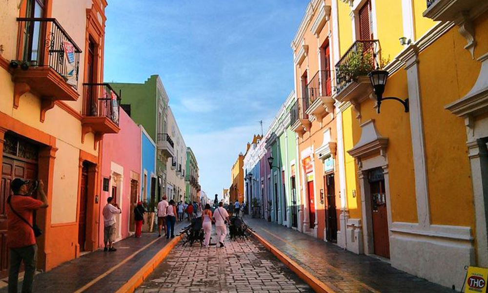 Campeche -Destino- Turístico- LolinaRivas